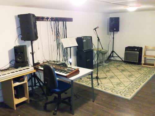 Le Studio est ouvert